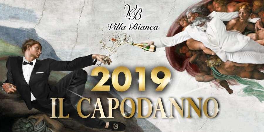 IL CAPODANNO 2019 VILLA BIANCA